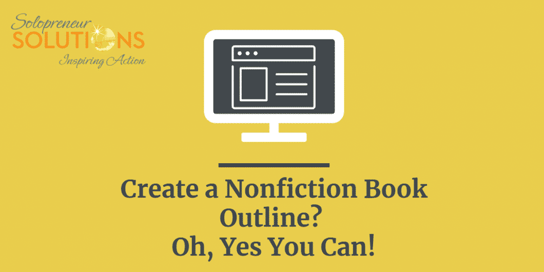 create nonfiction book online